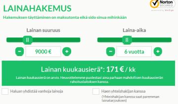 Rahalaitos.fi lainalaskuri