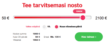 OkMoney.fi Lainalaskuri