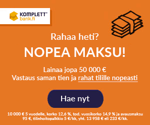 Komplett Bank.fi
