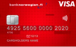 Luottokortti 18 vuotiaalle