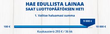 Euroloan.fi Lainalaskuri