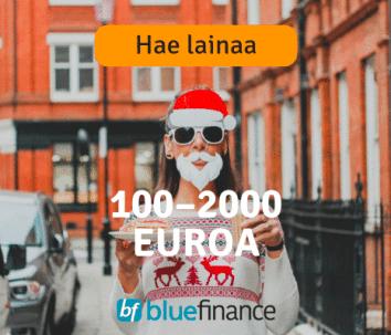 Blue Finance Joustoluotto