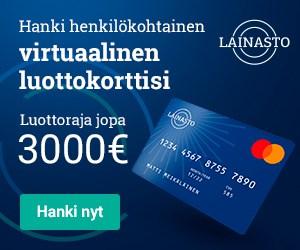 Virtuaalinen Luottokortti